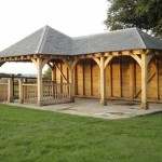 Bespoke Oak Garden Room