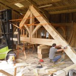 Green Oak Framing