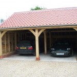 2 Bay Oak Garage