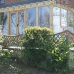 Oak Bespoke Garden Room