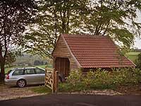 1 Bay Oak Garage
