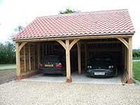 2 Bay Oak Garage